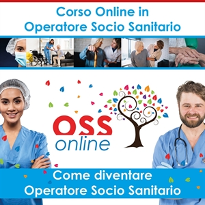 Corso di qualifica di Oss on Line